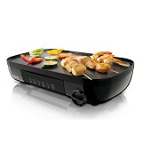 PHILIPS Table Grill [HD 6320] - Barbeque Grill / Alat Panggang